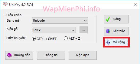 Hình ảnh khoi dong unikey cung windows in Cách cài đặt và thiết lập gõ tiếng Việt trên Unikey