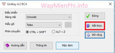 Hình ảnh sua loi go tat unikey in Cách gõ tắt trên Unikey và sửa lỗi gõ tắt trên Windows