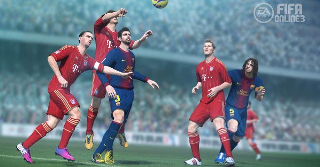 Hình ảnh tai FIFA Online 3 in FIFA Online 3