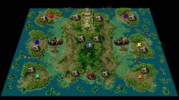 Hình ảnh tai Warcraft 3 in Warcraft 3