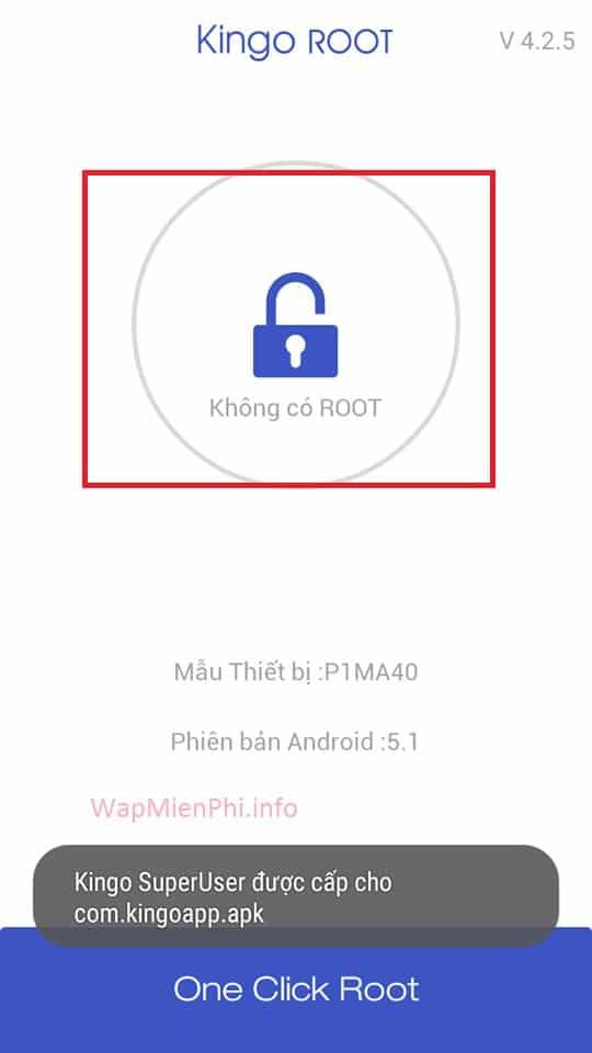 Hình ảnh tai kingo root in Kingo Root