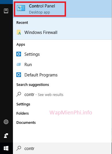 Hình ảnh cach bat tat tuong lua windows in Cách bật, tắt tường lửa Windows Firewall trên Windows