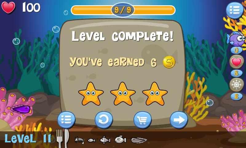 Hình ảnh download Hungry Fish in Hungry Fish