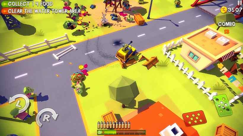 Hình ảnh game Dead Venture in Dead Venture: Zombie Survival