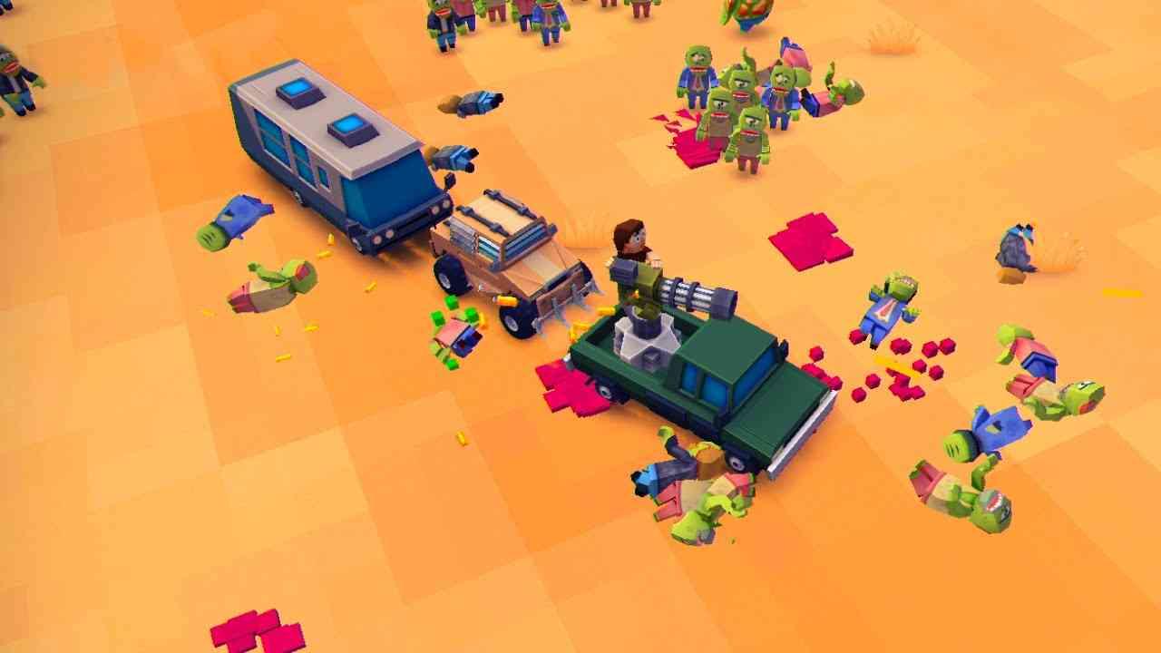 Hình ảnh tai game Dead Venture in Dead Venture: Zombie Survival