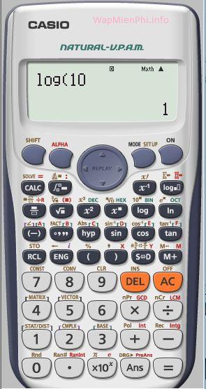 Hình ảnh tai gia lap may tinh 570 vn plus1 in Giả lập Casio Fx 570 VN Plus