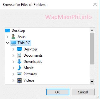 Hình ảnh cach xoa file cung dau voi unlocker in Hướng dẫn cách xoá file cứng đầu trên máy tính Windows thành công 100%