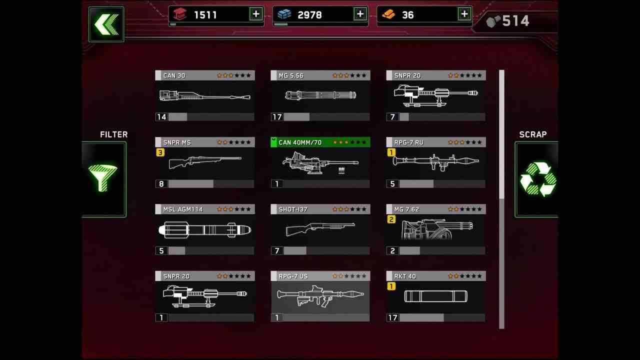 Hình ảnh game Zombie Gunship Survival in Zombie Gunship Survival