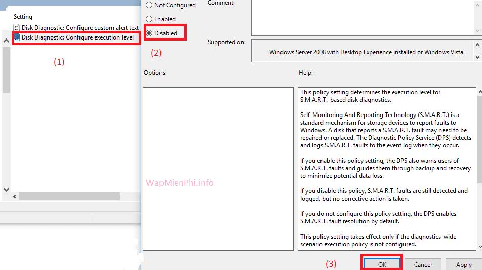 Hình ảnh loi full disk windows 10 in Hướng dẫn cách sửa lỗi full disk 100% trên Windows 8/8.1/10
