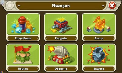 Hình ảnh tai game Jungle Heat War of Clans in Jungle Heat: War of Clans