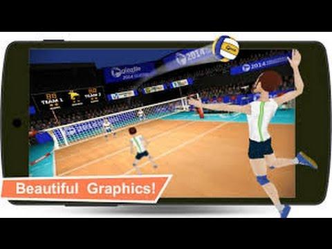 Hình ảnh tai game bong chuyen 3d in Bóng Chuyền 3D