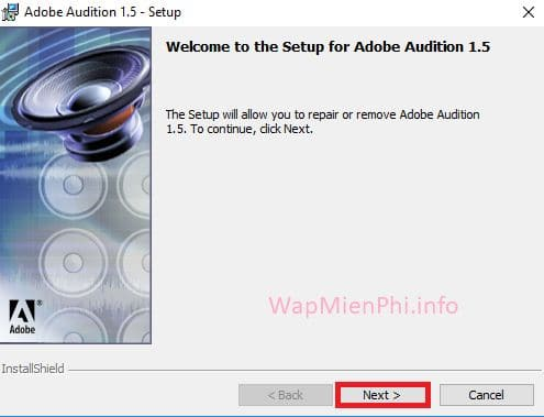 Hình ảnh cach cai dat Adobe Audition in Adobe Audition