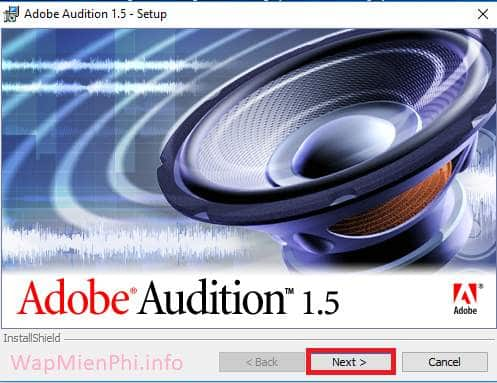 Hình ảnh cach cai dat ung dung Adobe Audition in Adobe Audition