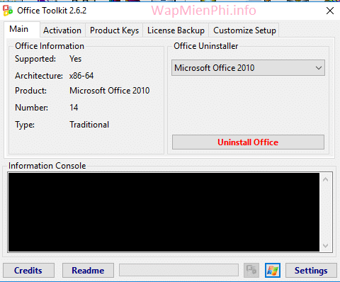 Hình ảnh download Microsoft Toolkit in Microsoft Toolkit