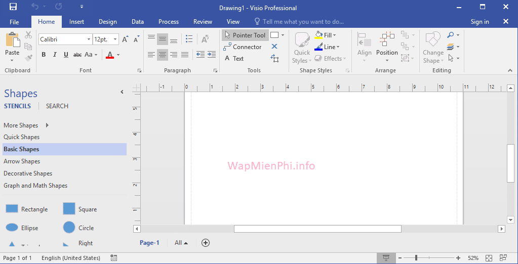 Hình ảnh download Office Visio in Office Visio 2016
