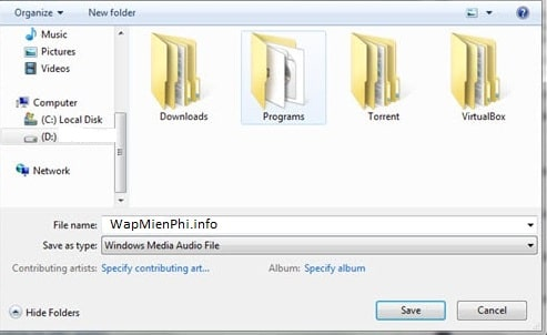 Hình ảnh ghi am tren may tinh windows in Phần mềm ghi âm trên máy tính Windows 7/8/8.1/10 cực tốt