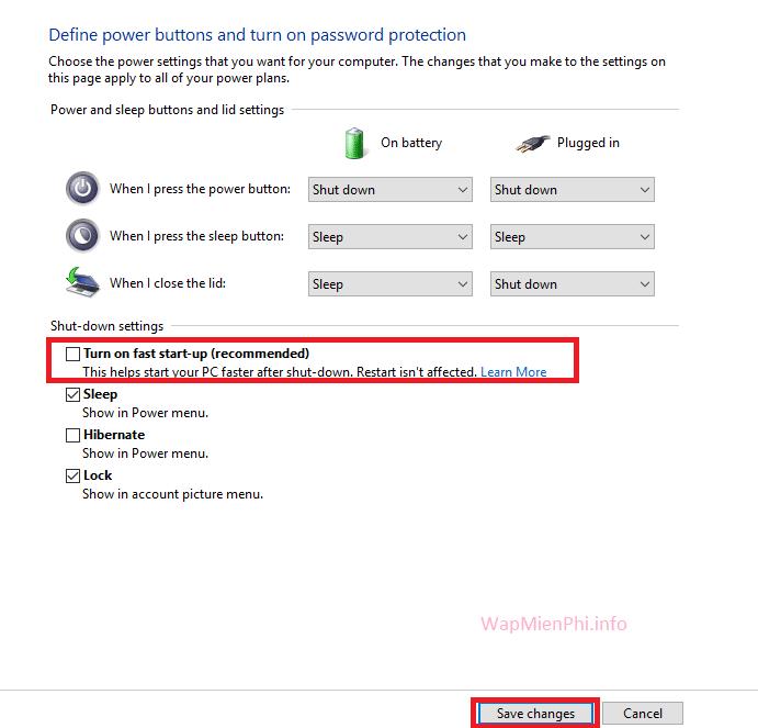Hình ảnh khong shut down duoc may tinh in Hướng dẫn sửa lỗi không tắt được máy tính, laptop Windows