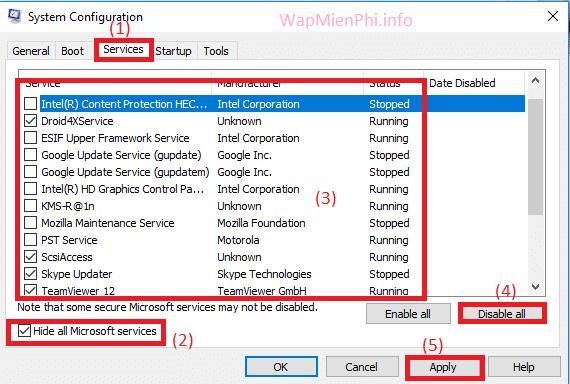 Hình ảnh khong tat nguon duoc may tinh in Hướng dẫn sửa lỗi không tắt được máy tính, laptop Windows