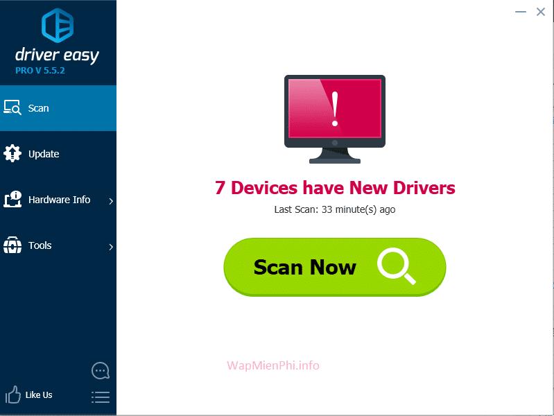 Hình ảnh tai driver easy in Driver Easy
