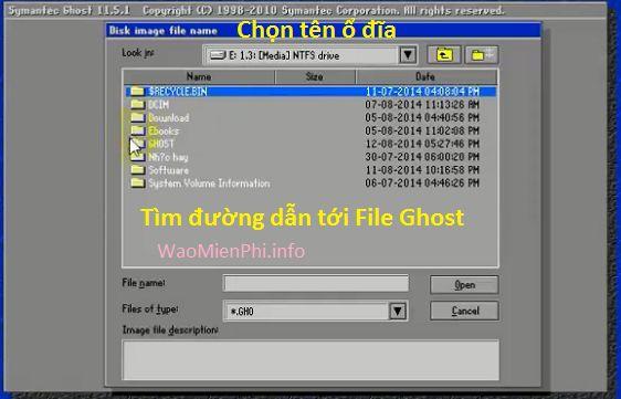 Hình ảnh dung Onekey Ghost in Onekey Ghost
