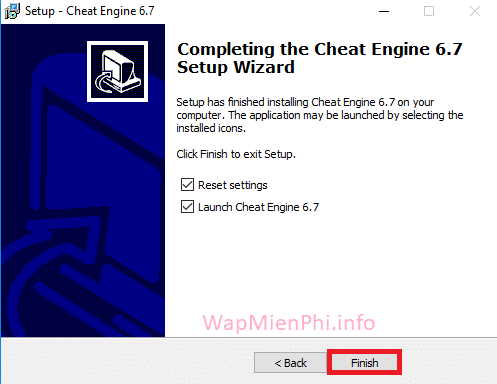 Hình ảnh huong dan install Cheat Engine in Cheat Engine