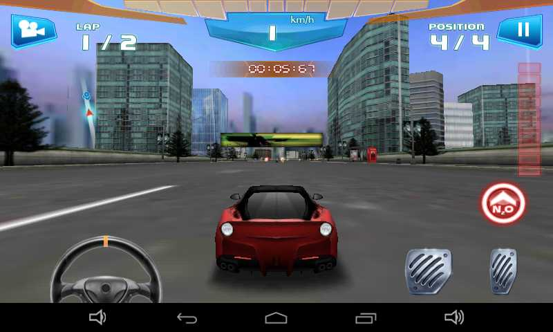 Hình ảnh game Fast Racing 3D mobile in Fast Racing 3D