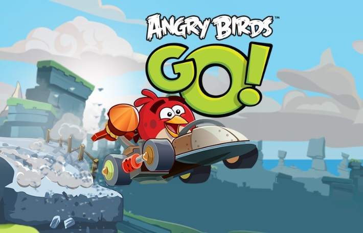 Hình ảnh tai game Angry Birds Go in Angry Birds Go!