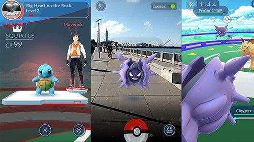 Hình ảnh tai pokemon go cho android ios in Pokemon Go