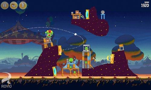 Hình ảnh game Angry Birds Seasons mobile in Angry Birds Seasons
