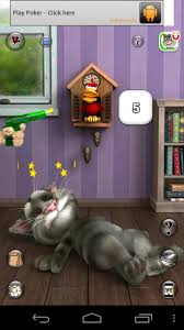 Hình ảnh game Talking Tom Cat in Talking Tom Cat