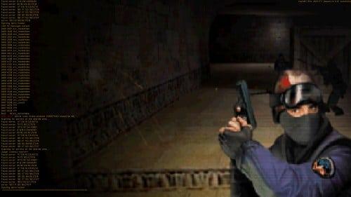 Hình ảnh tai game Half Life in Half Life