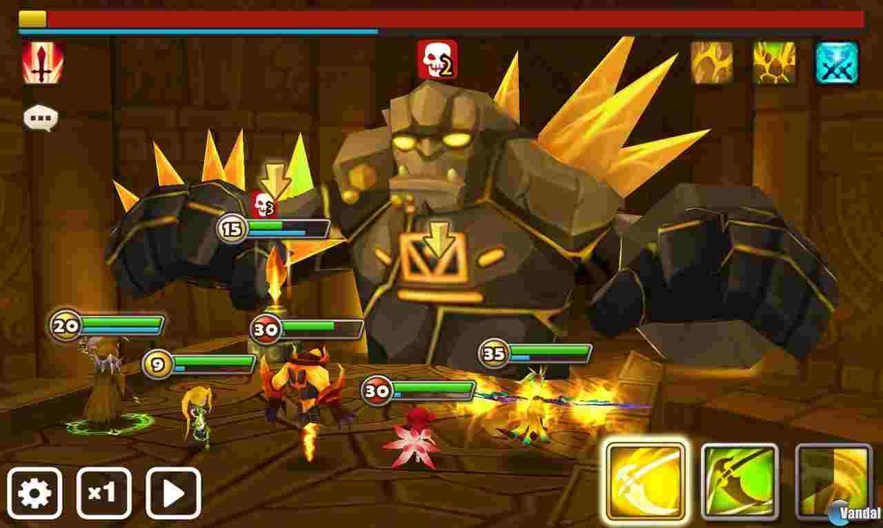 Hình ảnh game san quai vat in Săn Quái Vật