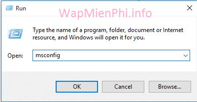 Hình ảnh tat chuong trinh khoi dong cung windows in Hướng dẫn các tắt chương trình khởi động cùng Windows