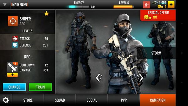 Hình ảnh game Frontline Commando in Frontline Commando