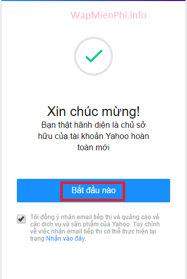 Hình ảnh cach dang ky tai khoan yahoo mail in Hướng dẫn đăng ký tài khoản Email miễn phí cực dễ