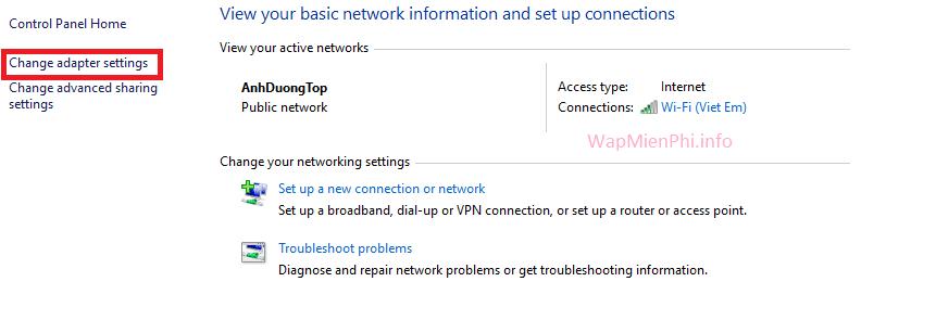 Hình ảnh doi ip mang tren may tinh in Hướng dẫn cách thay đổi địa chỉ IP mạng trên máy tính