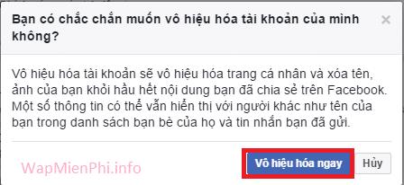 Hình ảnh huong dan khoa tai khoan facebook tam thoi in Hướng dẫn cách khoá Facebook tạm thời, vĩnh viễn chi tiết