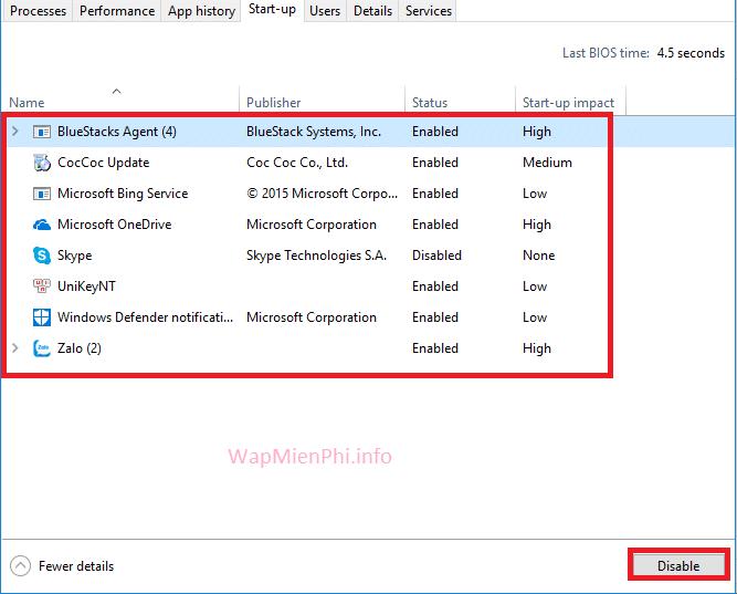 Hình ảnh may tinh bi giat in Hướng dẫn cách sửa lỗi full disk 100% trên Windows 8/8.1/10