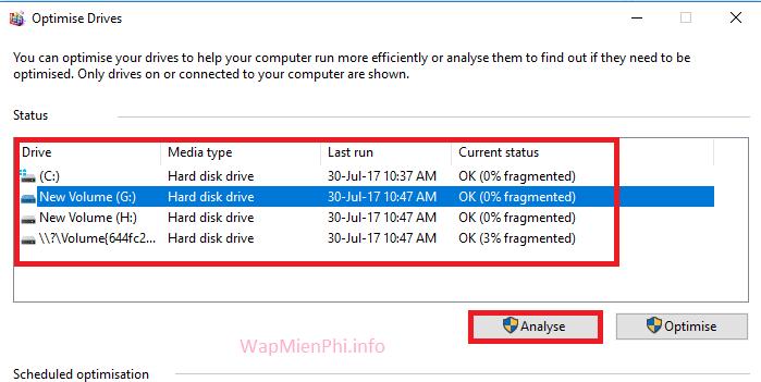 Hình ảnh sua loi full disk windows 8 in Hướng dẫn cách sửa lỗi full disk 100% trên Windows 8/8.1/10