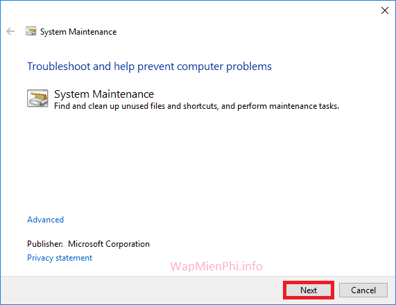 Hình ảnh sua loi full disk windows in Hướng dẫn cách sửa lỗi full disk 100% trên Windows 8/8.1/10