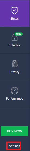 Hình ảnh cai tieng viet avast internet security in Avast Internet Security 2017