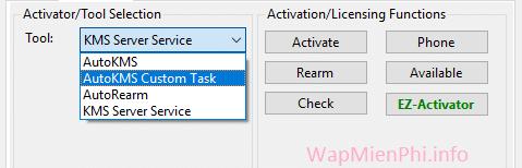 Hình ảnh huong dan dung Microsoft Toolkit in Microsoft Toolkit