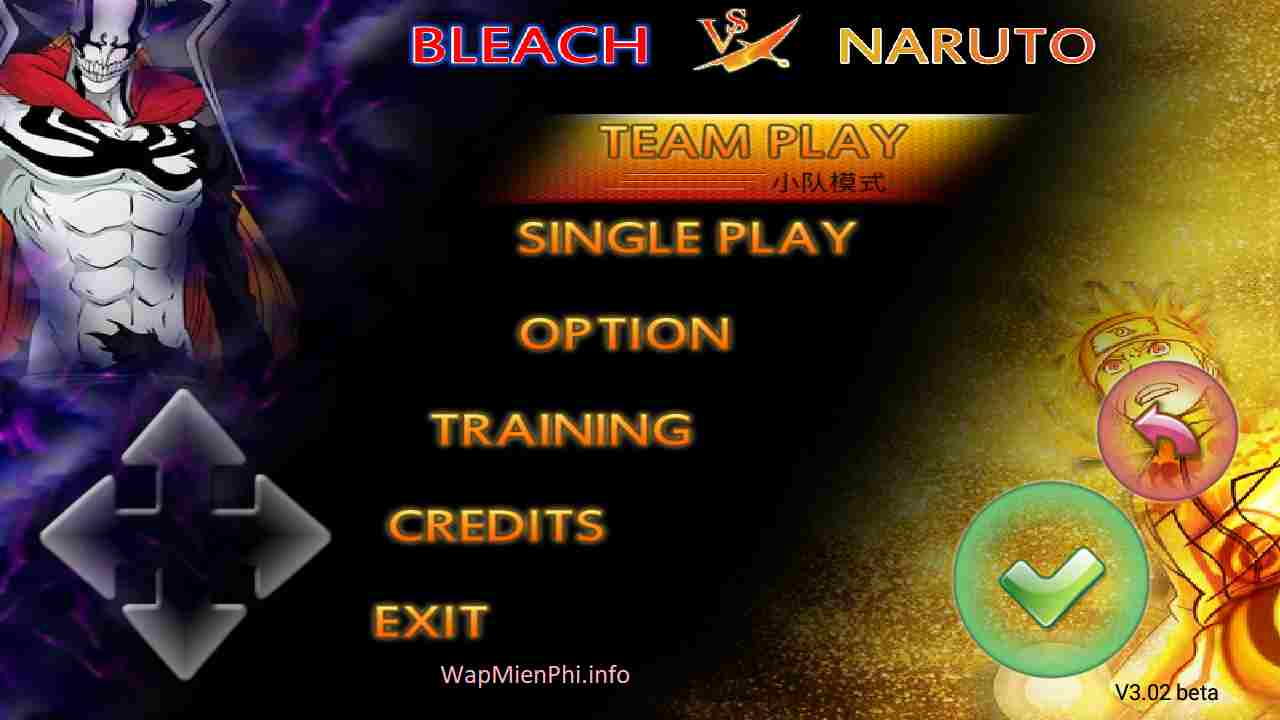 Hình ảnh game Bleach Vs Naruto 2.6 in Bleach Vs Naruto 2.6